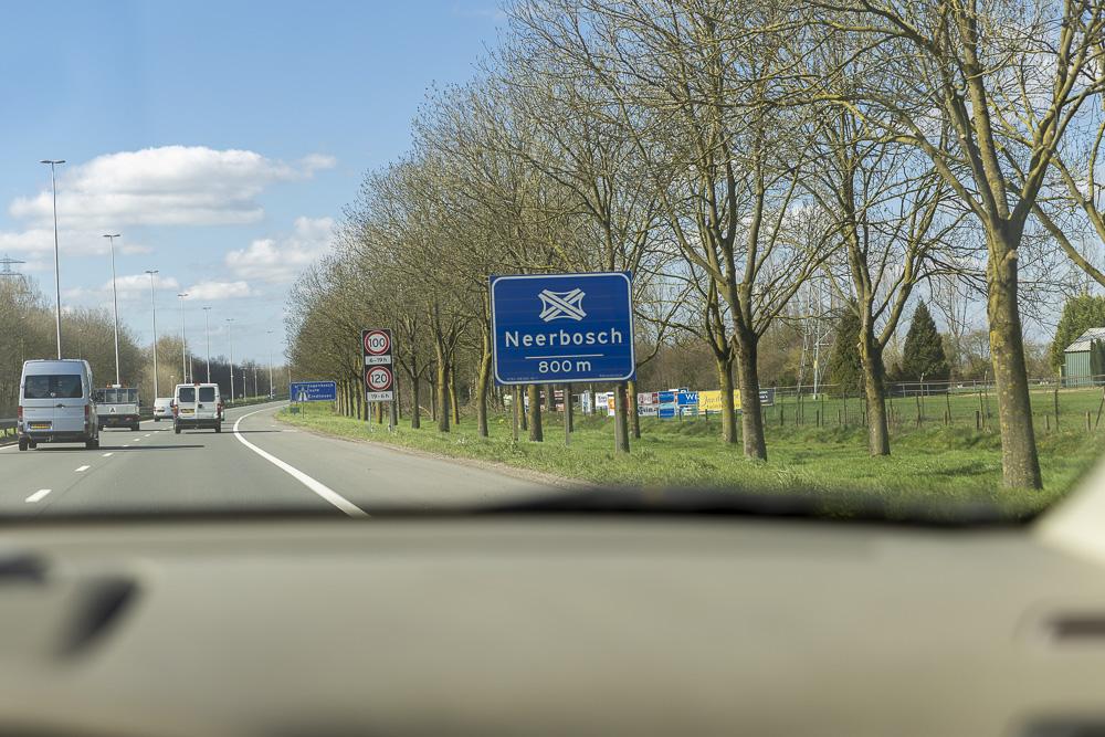 Afslag Knooppunt Neerbosch